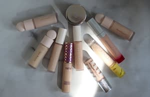 2020 Cruelty Free Concealer Information + Swatches! | My Magnificence Bunny
